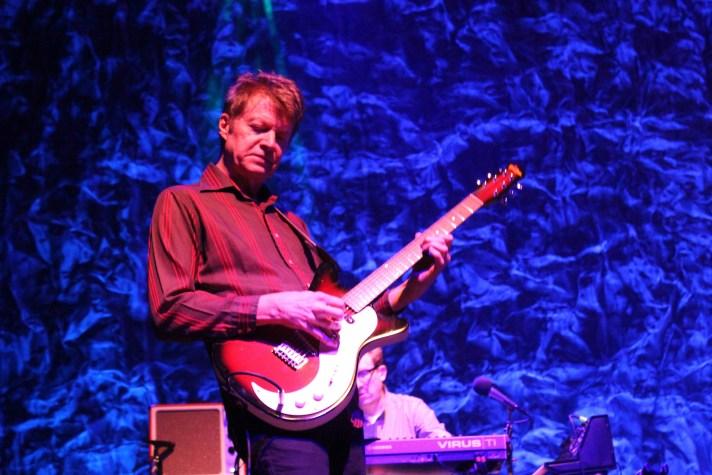Guitarist: Nels Cline