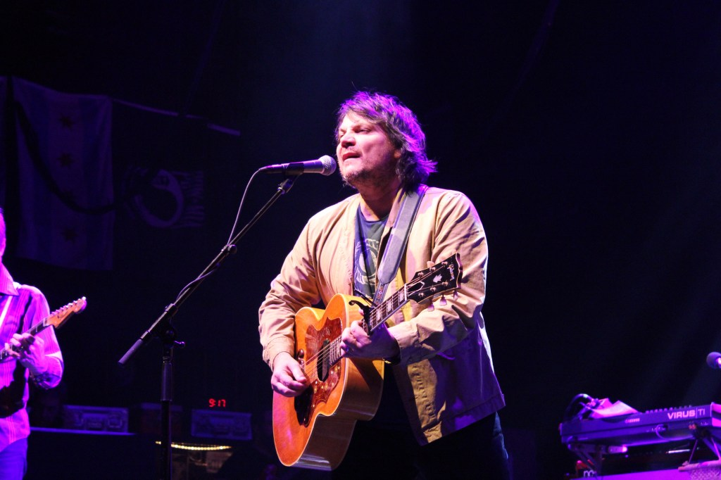Lead Singer: Jeff Tweedy