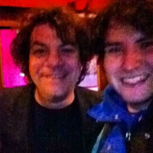 Meeting Dean Ween on 12/30/2014 at Tonic Room!