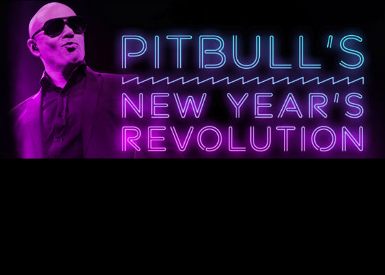 PITBULL BRINGS IN 2015!
