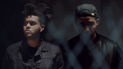 The-Weeknd-Live-For-feat.-Drake-video