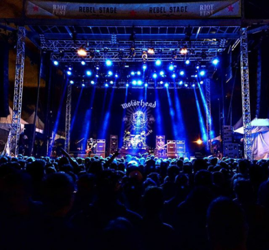 motorhead riot fest 2015