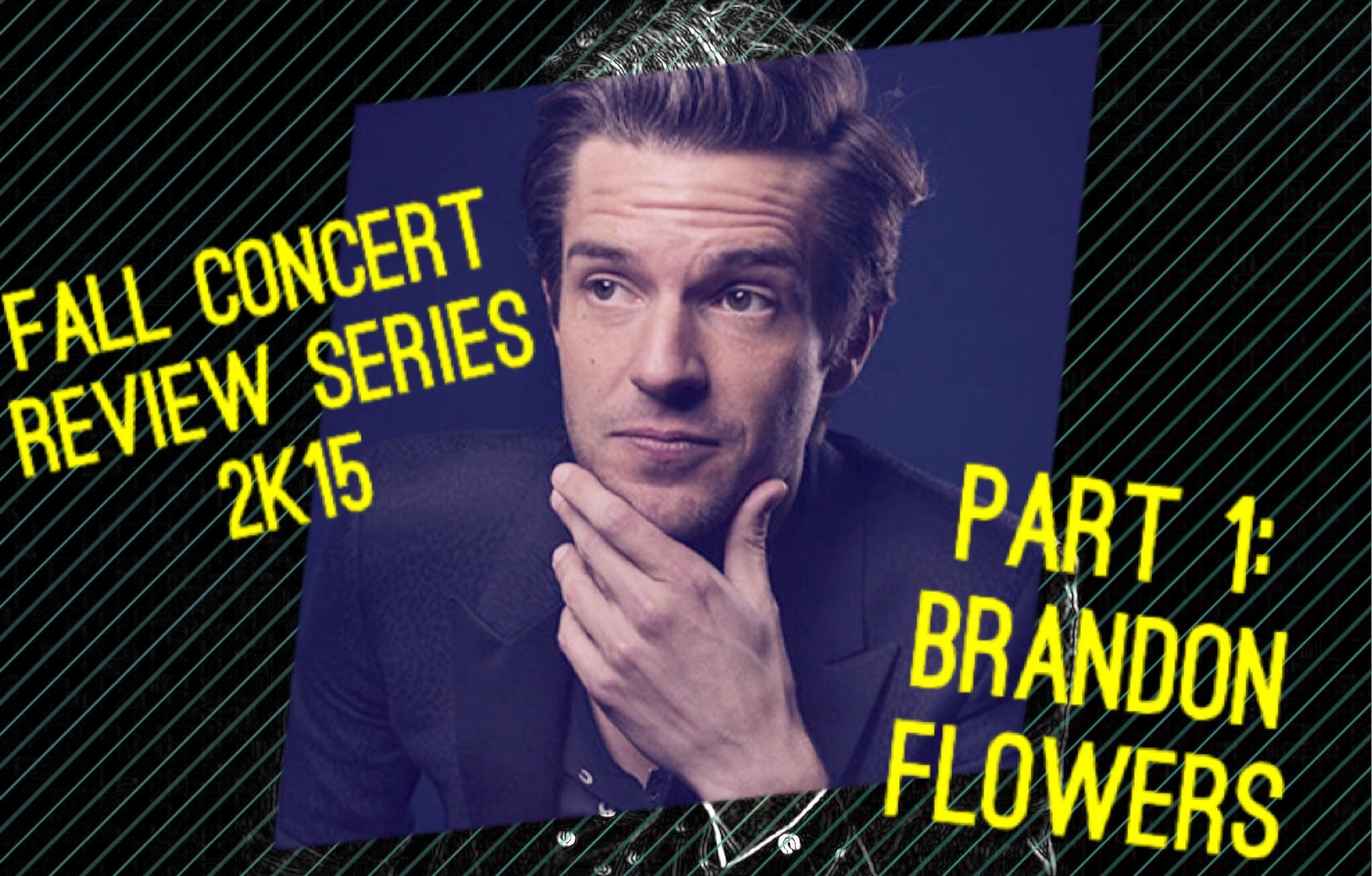 Brandon Flowers – UIC Radio