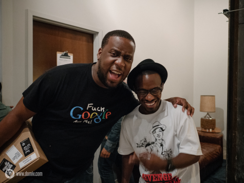 Robert Glasper and ADD 2 surprise performance at Promontory Chicago 2015