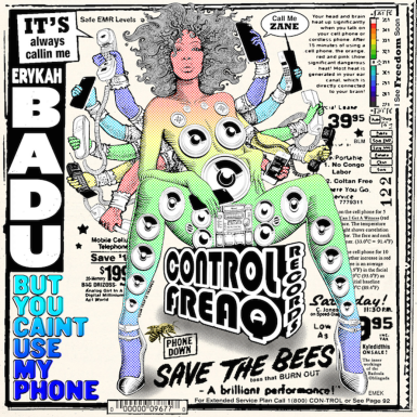 you can't use my phone erykah badu 2015