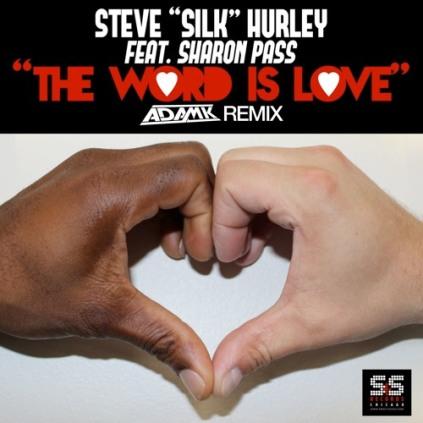 artworks-adam k the word is love steve slim hurley