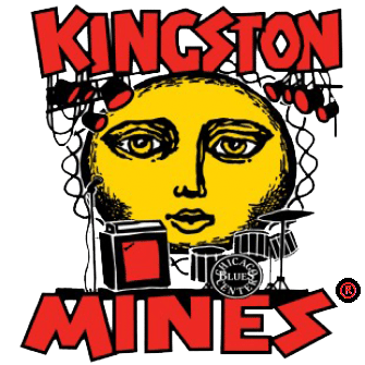 Kingston Mines Logo