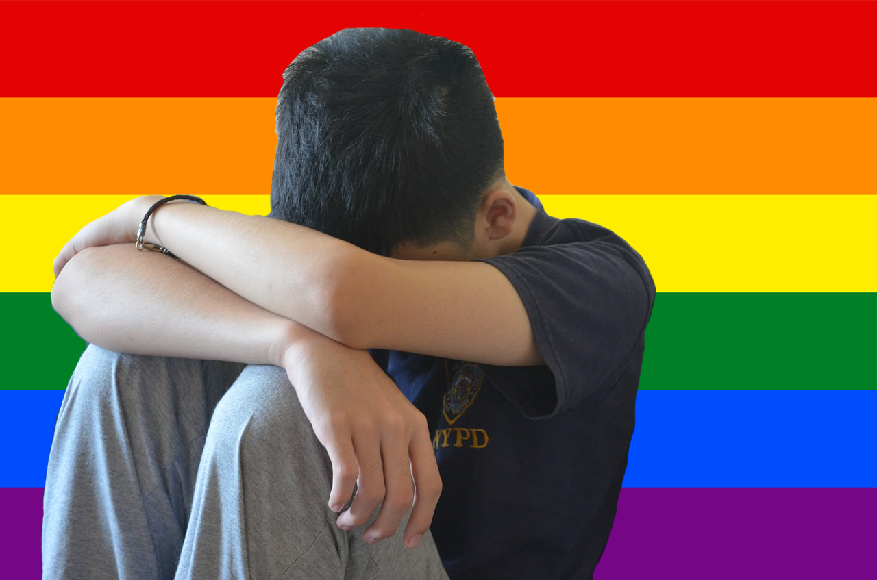 lonely gay men