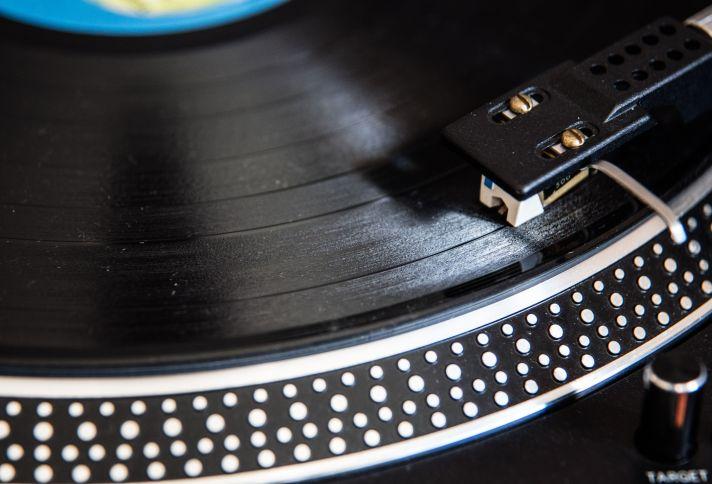 Getty Vinyl